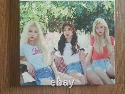 LOONA ODD EYE CIRCLE Album OEC Fan Sign Event Autographed Hand Signed
