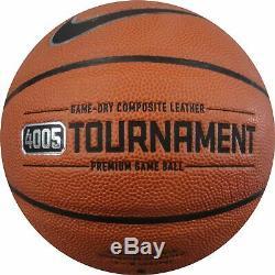 LeBron James Hand Signed Autographed Basketball Nike 4005 Tournament UDA
