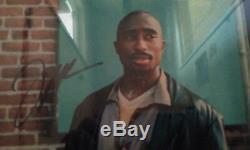 Legendary Rapper Tupac 2pac Shakur Hand Signed Autograph