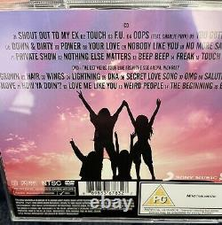Little Mix Hand Signed Buy All Members Cd Albums DNA Confetti Get Weird Glory