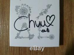 Loona Month Study Group MD Autographed Hand Signed CHUU
