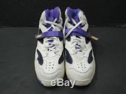 Magic Johnson Hand Signed Autographed Game Used Shoe Cons 1990's JSA DNA