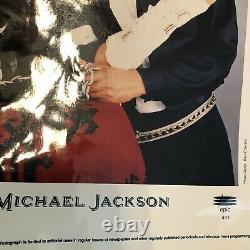Michael Jackson Authentic Original Autograph Hand Signed Signature Photo