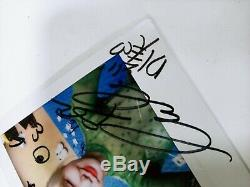 Mimi (of Oh My Girl) Hand Autographed(signed) 1.5X Size Polaroid