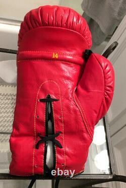 Muhammad Ali Autographed 14 oz. Right Hand Glove GEM MINT A Perfect 10/10