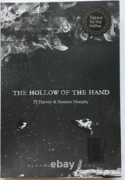 Pj Harvey + Seamus Murphy The Hollow Of The Hand Hand Signed Book Autographed