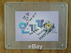 Red Velvet 2014 SM Official Autographed Hand Signed IRINE, JOY, WENDY, SEULGI
