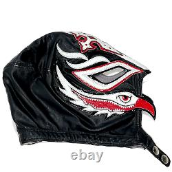 Rey Mysterio Jr 619 Hand Signed Official Pro Grade Wrestling Mask With Psa Loa 1