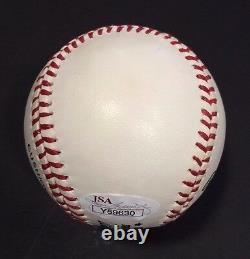 Sandy Koufax Hand Signed NL Baseball in case Brooklyn Dodgers mt Autograph JSA