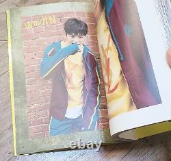 Stray Kids I AM WHO PROMO Album Autograph Hand Signed KOR SELLER Hyunjin Felix