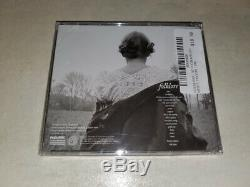 Taylor Swift AUTOGRAPHED Folklore CD Album SIGNED SEALED IN HAND BRAND NEW