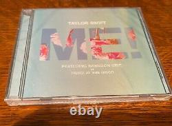 Taylor Swift Autographed Hand Signed Lover and Folklore CD Albums COA