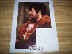 The Beatles / Paul Mccartney / Genuine Hand-signed Autograph / Beckett / Bas/loa