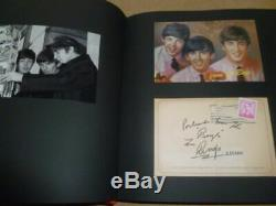 The Beatles / Ringo Starr / Hand-signed / Postcards From The Boys