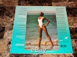 Whitney Houston Rare Authentic Hand Signed Vinyl LP Record Autographed + COA