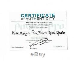 Wwe Hulk Hogan And Ric Flair Hand Signed Autographed 8x10 Photo With Coa 3