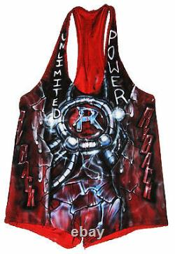 Wwe Ryback Ring Worn Hand Autographed Signed Singlet With Photo Proof And Coa 5