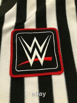 Wwe Triple H Hand Signed Autographed Ring Worn Wm34 Ref Shirt With Proof And Coa