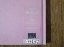 Yg Blackpink JENNY Promo SOLO Album Autographed Hand Signed