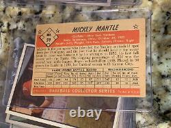 1953 Bowman Ensemble Complet, Investissement Mickey Mantle, Peewee, Ford, Yogi Berr
