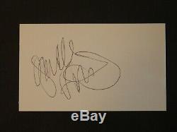 Abba Agnetha Faltskog Cher Dancing Queen Orig Photo Autographe Signé À La Main