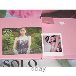 Album Signé / Photo Blackpink Black Pink Jennie Hand Autograph Size 10x15 CM
