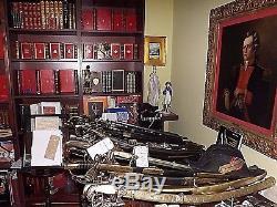 Andrew Jackson Document 22 Mots À La Main Signé J H- Pour Jackson & Hutchings