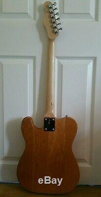 Angus Young, Guitariste Principal Ac DC 'main Signée Pleine Grandeur Nouvelle Guitare Telecaster