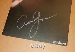 Ariana Grande Sweetener Ltd Affiche Signée 1217/10000 Rare Autographiée Et Signée À La Main
