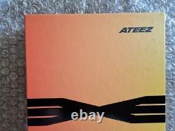Ateez Fever Promo Album Autographié Signé À La Main