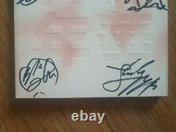 Bts Bangtan Boys Hyyh Promo Album Autographié Signée À La Main