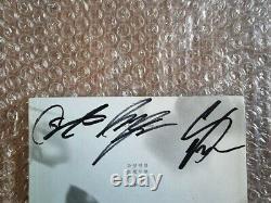 Bts Bangtan Boys Hyyh Pt 2 Promo Album Signé À La Main