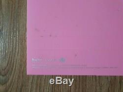 Bts Bangtan Boys Promo Persona Album Autographié Signée À La Main Type A Message