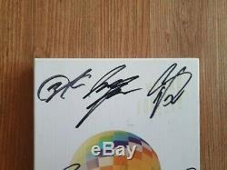 Bts Bangtan Boys Promo Toujours Album Autographié Signée À La Main B