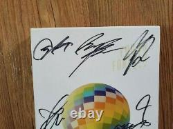 Bts Bangtan Boys Promo Young Forever Album Autographié Main Signée