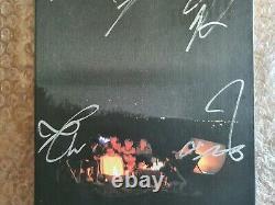 Bts Bangtan Boys Promo Young Forever Album Autographié Signé À La Main
