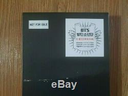 Bts Bangtan Boys Promo Young Forever Album Autographié Signée À La Main B