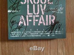 Bts Bangtan Boys Skool Promo Affair Album Autographié Signée À La Main Type B