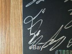 Bts Promo Love Yourself Tear Album Autographié Signée À La Main Type B