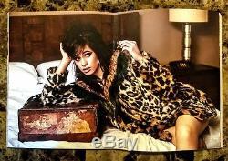 Camila Cabello Ltd Ed Catalogue Guess Autographié Et Signé, Signé Et Signé À La Main