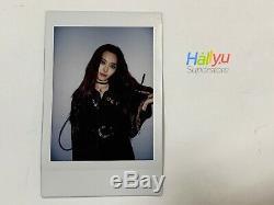 Chan MI (de Aoa) Autographié Main (signé) Polaroid (new Moon Era)