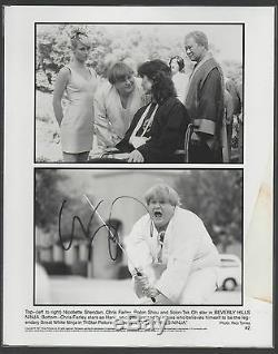 Chris Farley Signé À La Main 8 X 10 Beverly Hills Ninja Photo Autographe Autographe Auto Avec Coa