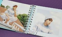 Dix-sept Love & Lettre Membre Tout Message Signé Main Vendeur Promo Corée