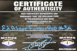 Ed Asner Signé À La Main Autographié Carl Disney Funko Pop Toy #59 Avec Coa Rare 2