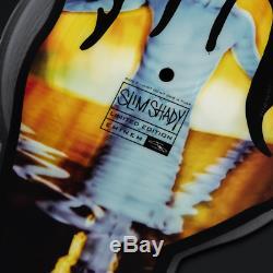 Eminem Autographed Jdgaf / Sdgaf Sslp20 Middle Finger 7 Coa En Main