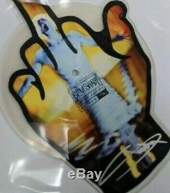 Eminem Jdgaf Sdgaf Sslp20 Majeur 7 (autographed) Slim Shady En Main