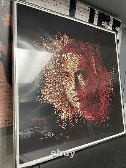 Eminem Relapse Poster Hand Signed Autographed Real Slim Shady