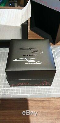 Eminem Signée À La Main Gshock Montre Gd 1/100-x6900mnm Slim Shady Detroit Autographié