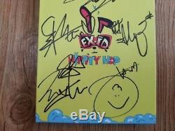 Exid 2012 Album Promo Hippity Hop Autographié Et Signé À La Main