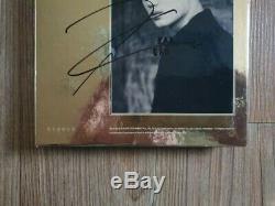 Exo Kai Promo Album Officiel Autographié Signée À La Main